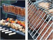 Barbeque with Rotisserie Equipments by Barbeskew