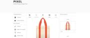 Online Pixel Product Design Software