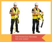 High Quality and Durable Fall Arrest Safety Harnesses
