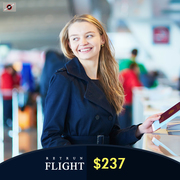 Book Return Flight Ticket   Calgary - Vancouver from $237