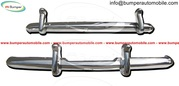 Rolls-royce S1S2 bumper by stainless steel
