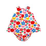 Butterfly Flower Baby Dress & Pants Set | Tilly & Jasper
