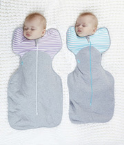 Is it safe to swaddling baby at whole night?