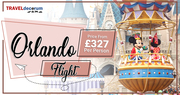 Book London to Orlando Cheap Flights and Flights from London to Orland